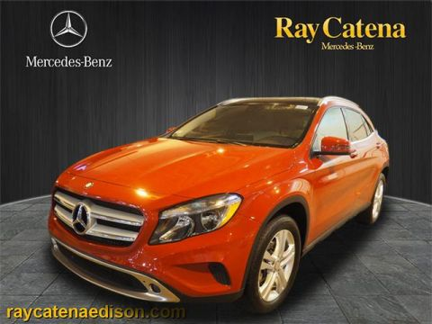 Certified Pre Owned Mercedes Benz Suv Ray Catena Of Edison