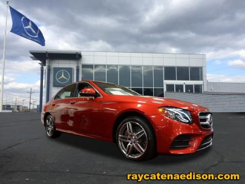 Ray Catena Mercedes >> Certified Pre Owned Mercedes Benz E Class Ray Catena Of Edison